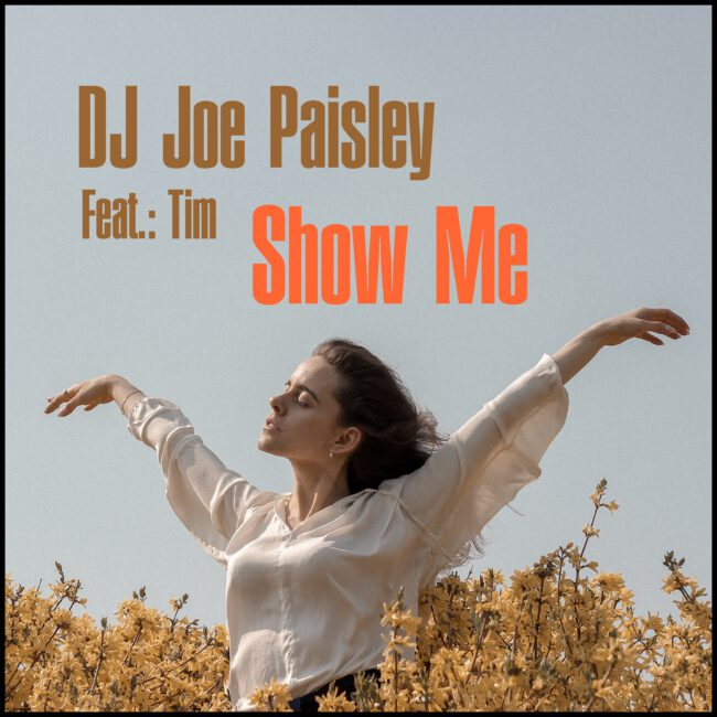 DJ Joe Paisley - how Me