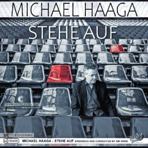 Michael Haaga - Stehe Auf CD Cover